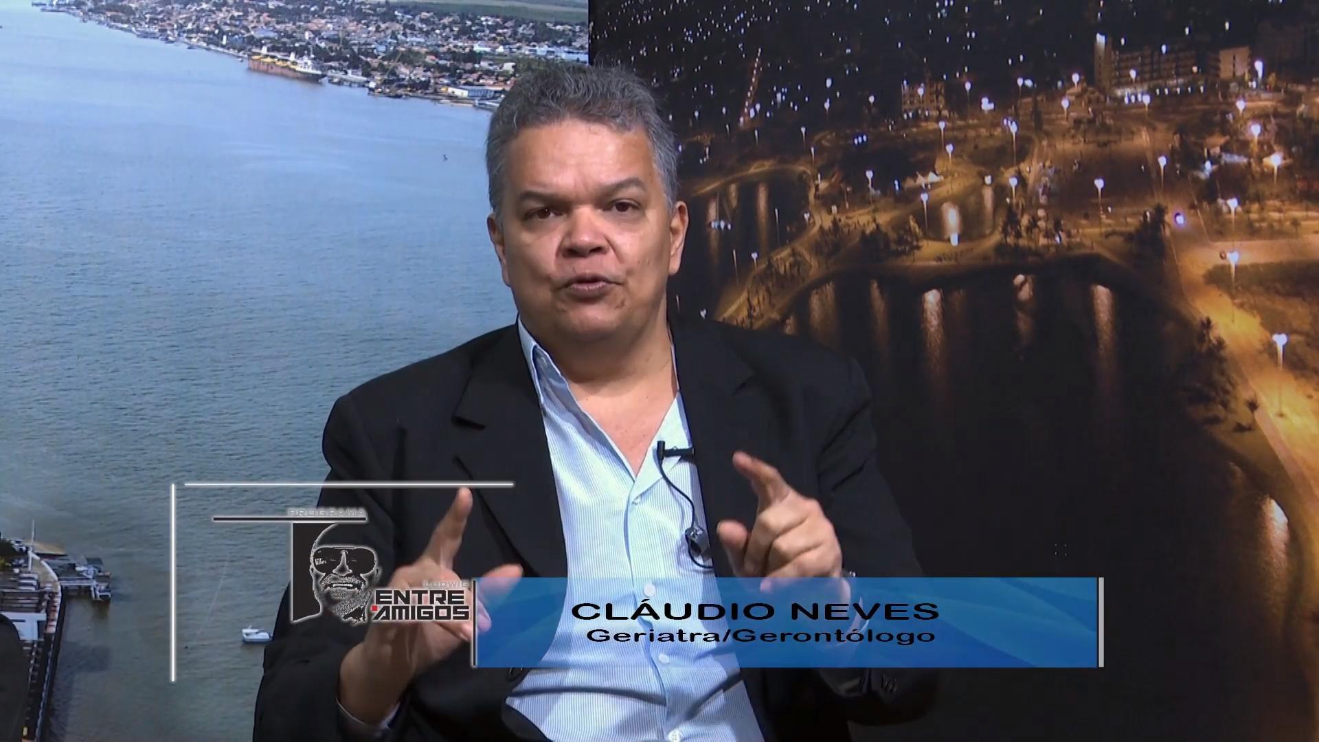 Entrevista TV - Dr Cláudio Geriatra em Defesa da COBAP