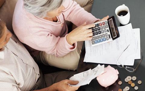 Valor médio das aposentadorias e pensões é de apenas R$ 1.245,06