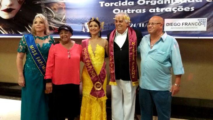 FAP-MG elege Miss e Mister que vão representar o estado no concurso nacional