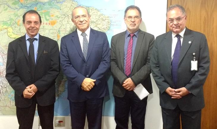 COBAP e Fetapergs defendem categoria em reunião com ministro e técnicos da Casa Civil