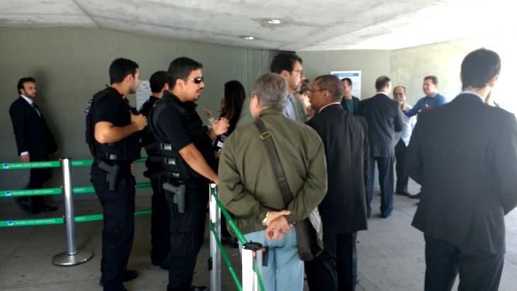 Presidente da Câmara proíbe acesso à Comissão Especial da Reforma da Previdência