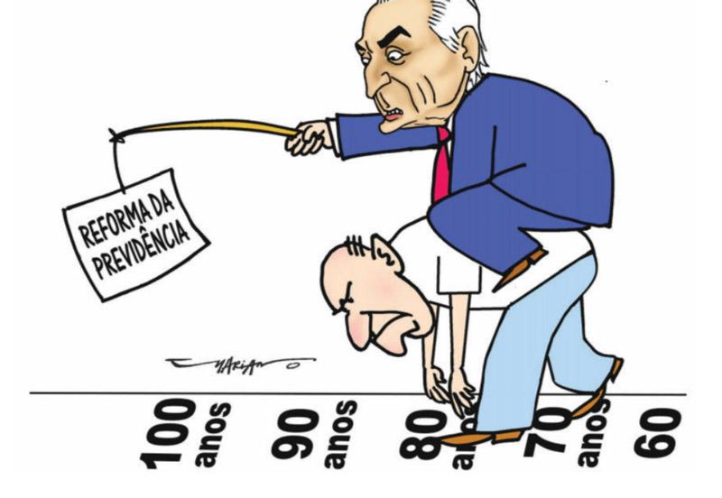 Governo articula votar reforma na primeira semana de dezembro