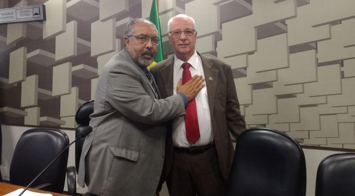 COBAP participa de mais uma audiência da CPI da Previdência