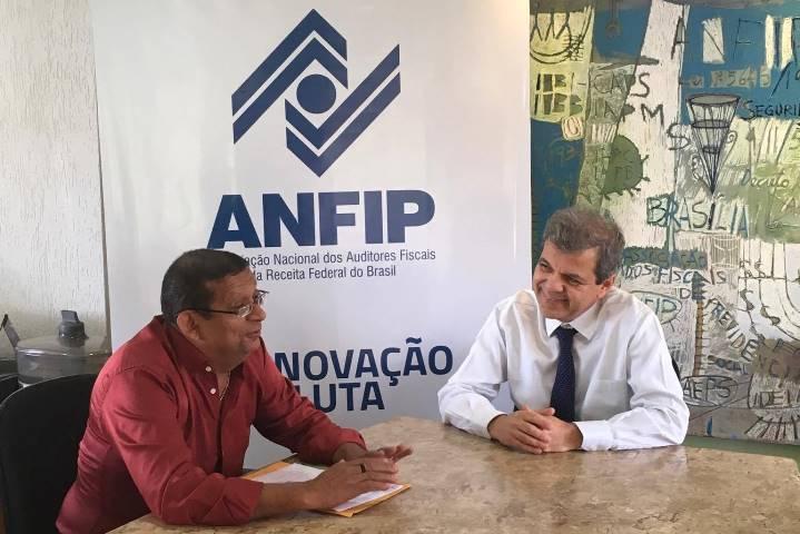 Anfip apoia COBAP para manifestações contra a reforma da Previdência