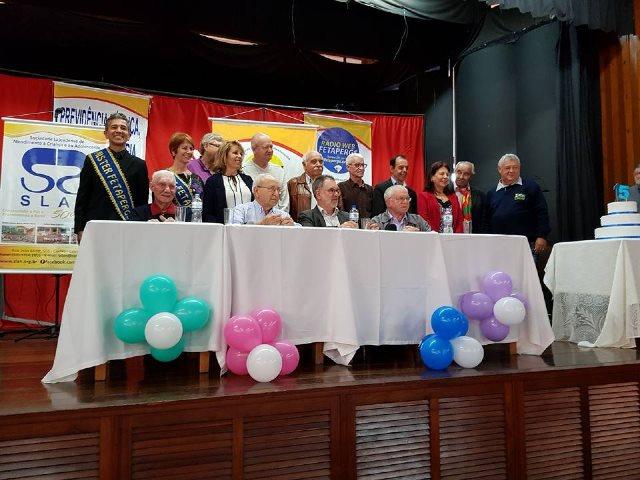 Associação de Lajeado comemora 15 anos de fundação