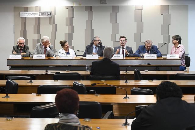 COBAP debate reforma da Previdência na CDH