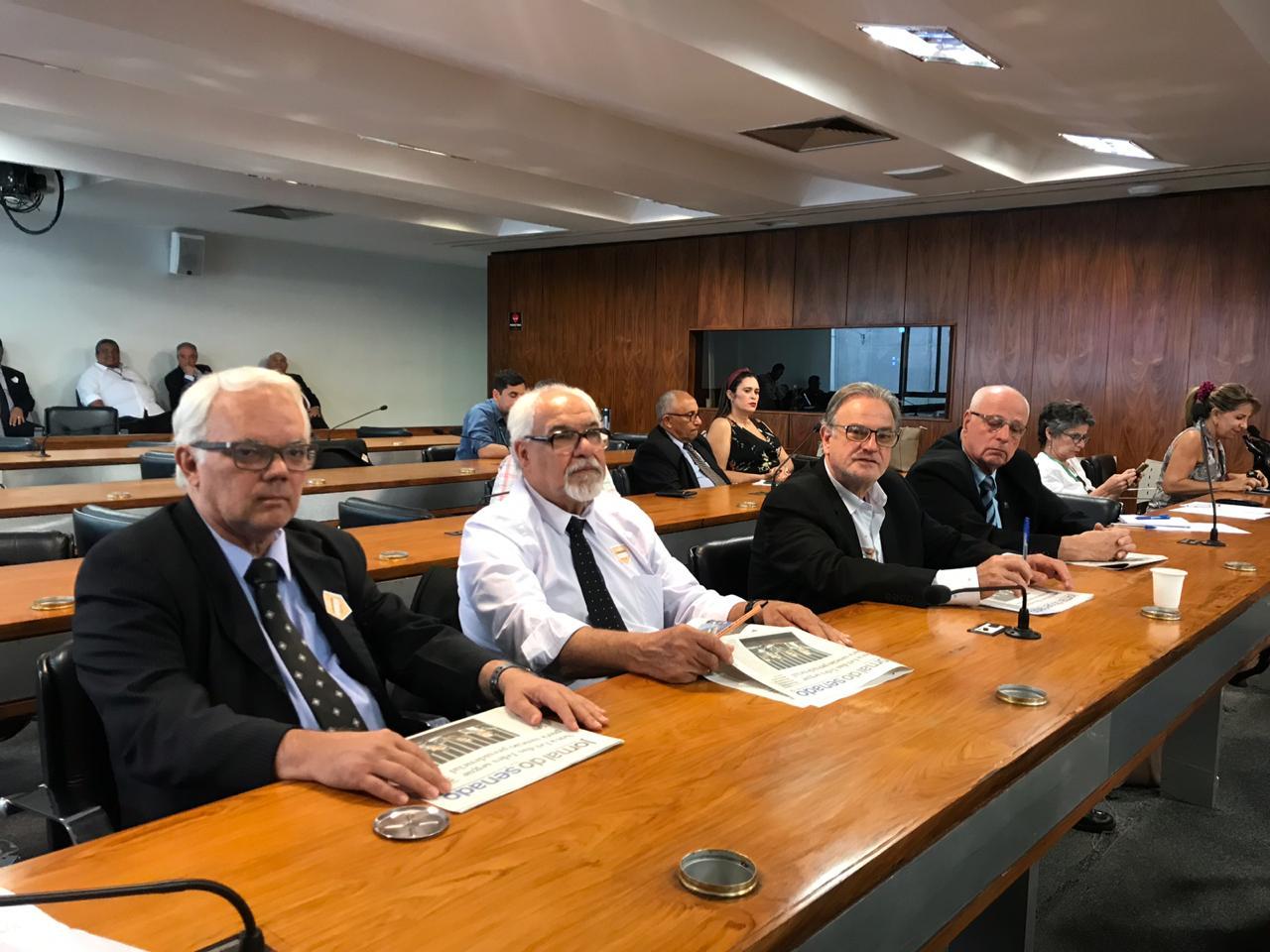 CDH debate Reforma da Previdência