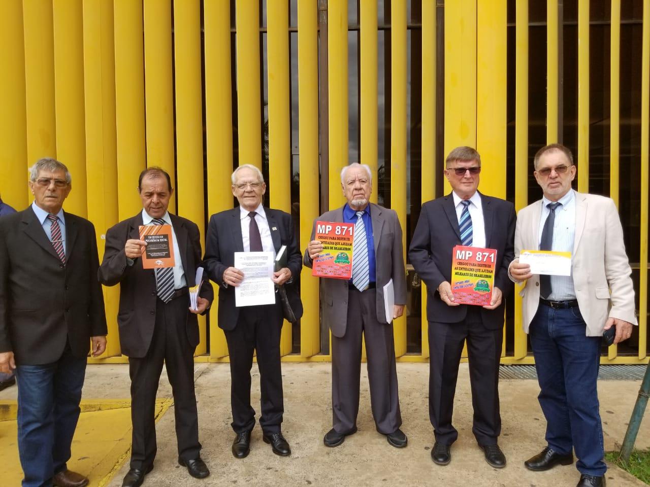 Dirigentes gaúchos iniciam trabalho com deputados do RS
