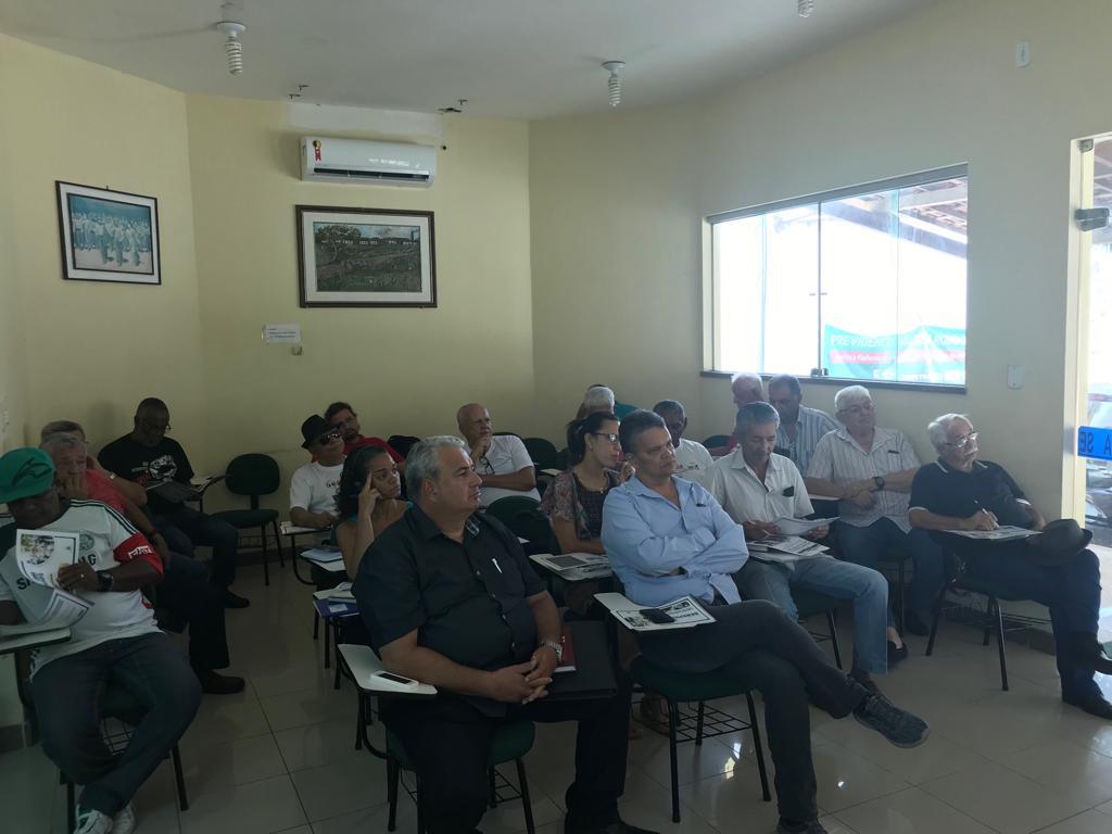 Sergipe homenageia Warley em lançamento do Plano de Benefícios COBAP