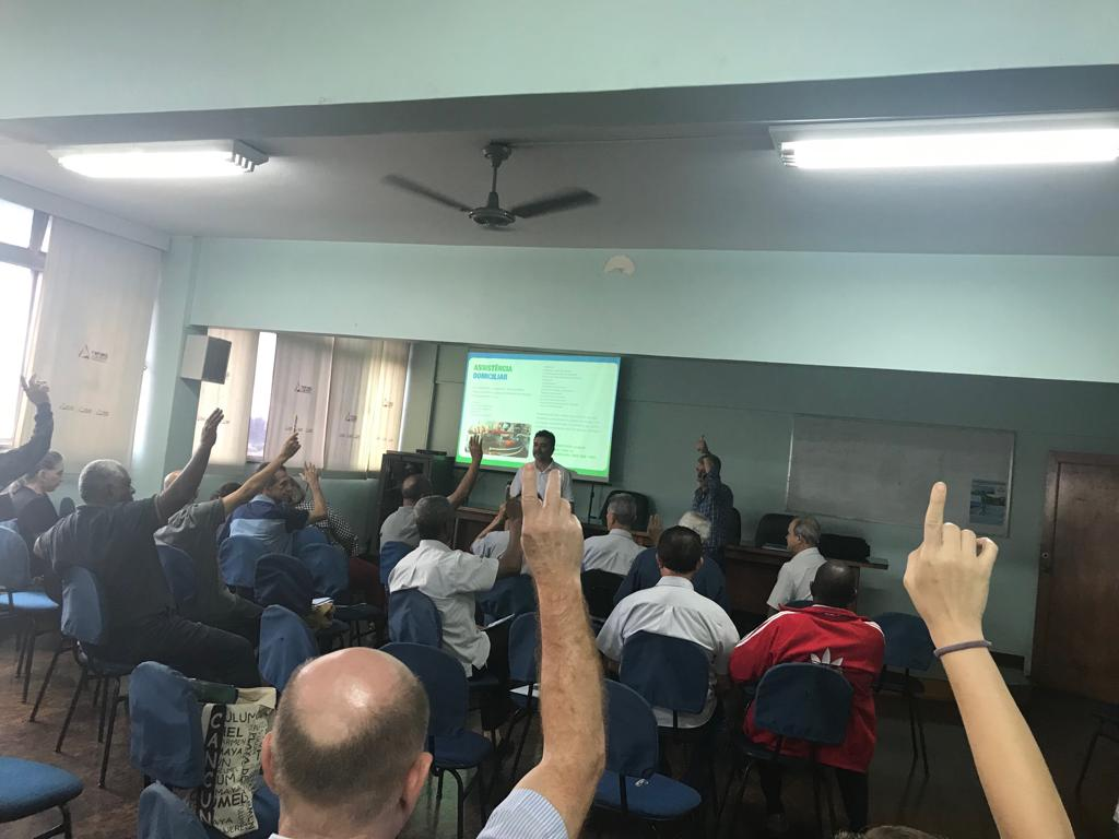 FAP realiza reunião e lança Plano de Benefícios da COBAP