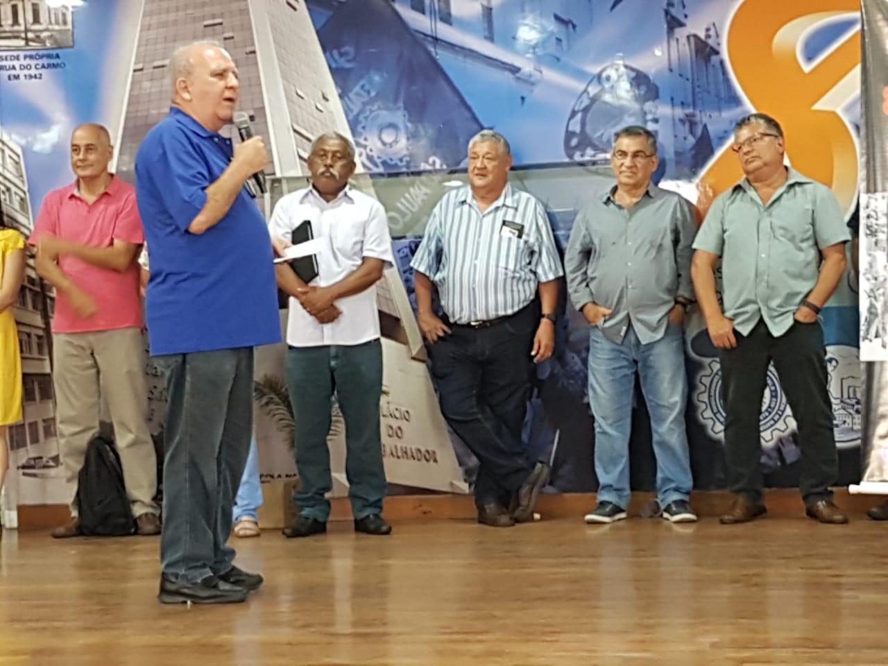 Sindicato dos Metalúrgicos lança exposição fotográfica em comemoração aos 86 anos da entidade