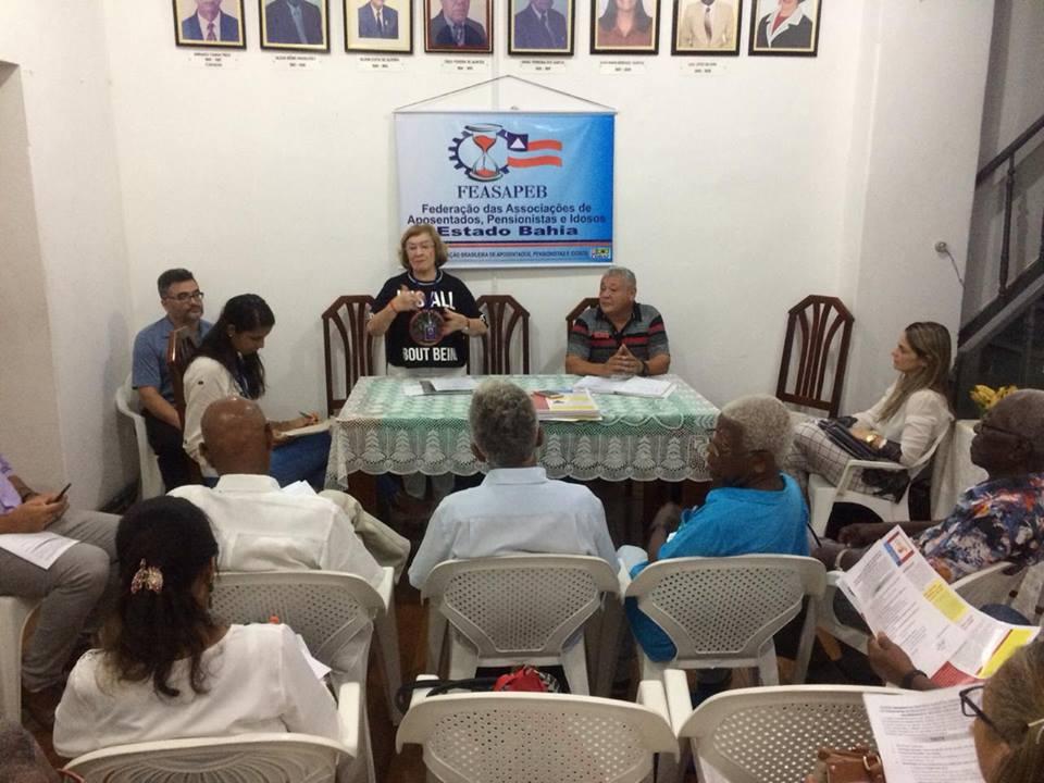 Bahia aprova por unanimidade Plano de Benefícios COBAP