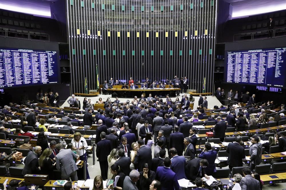 Câmara aprova MP 871 nesta madrugada