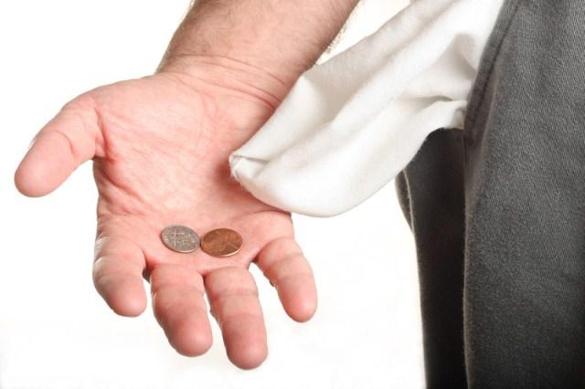 Valor médio das aposentadorias e pensões é de apenas R$ 1.226,69