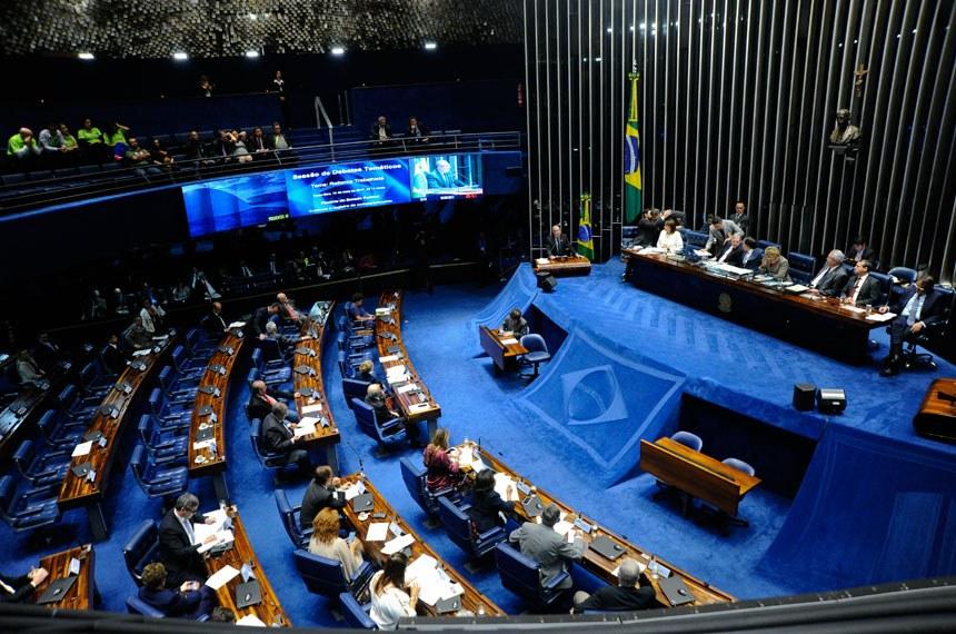 Senado aprova MP 871/19