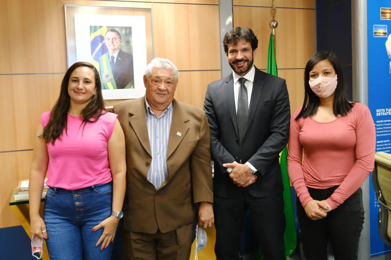 Ministro do Turismo acolhe com entusiasmo projeto da COBAP Viagens
