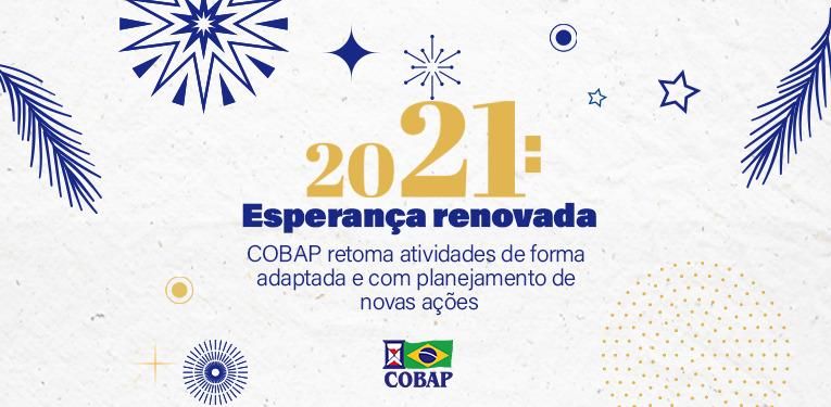 COBAP inicia atividades de 2021