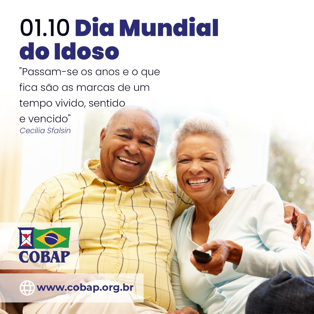 DIA MUNDIAL DO IDOSO