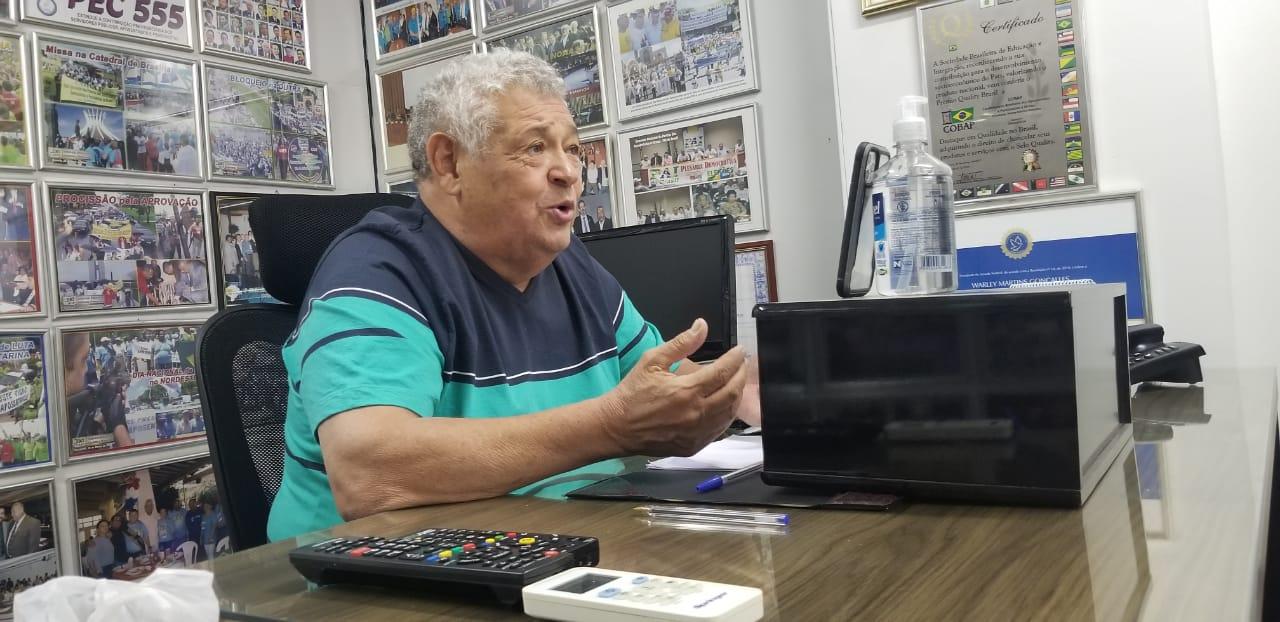 Presidente da COBAP concede entrevista à programa De Bem com a Vida