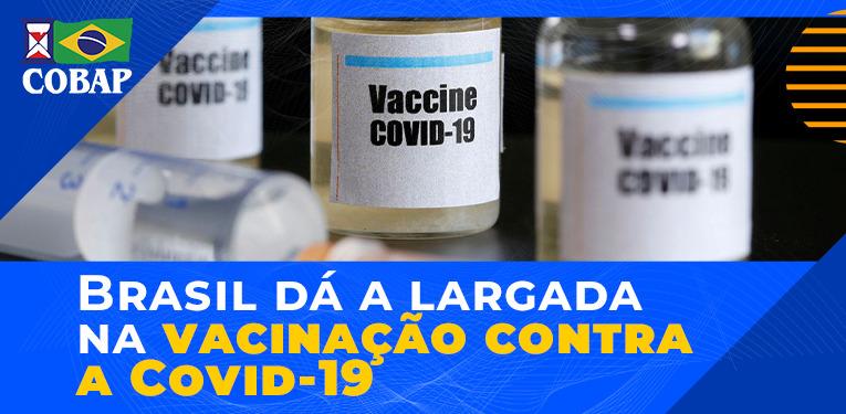 📰 Idosos institucionalizados, profissionais da saúde e indígenas serão os primeiros a receber a vacina contra a Covid-19