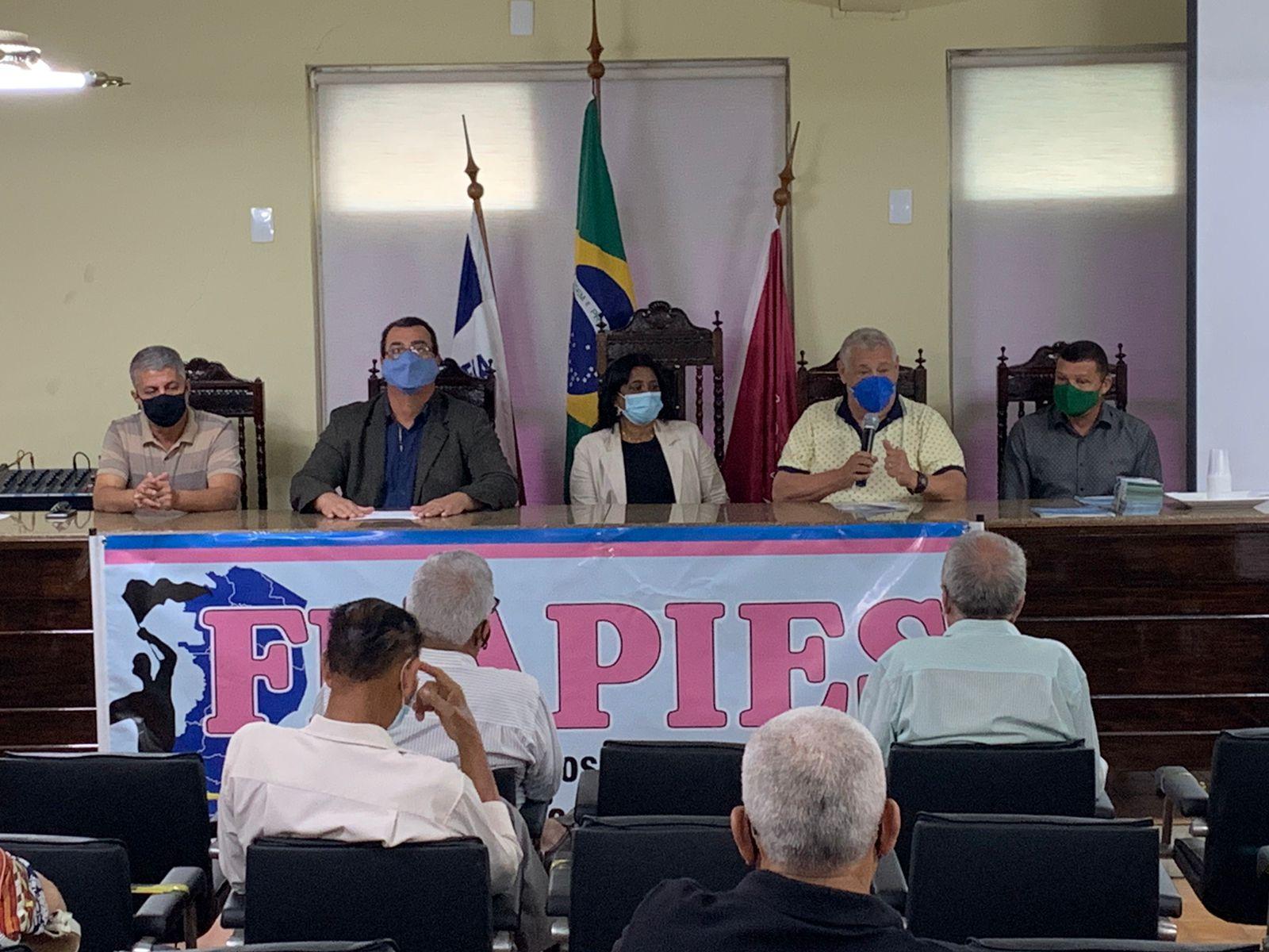 Federação do Espírito Santo empossa diretoria e sedia lançamento do plano de filiação no estado