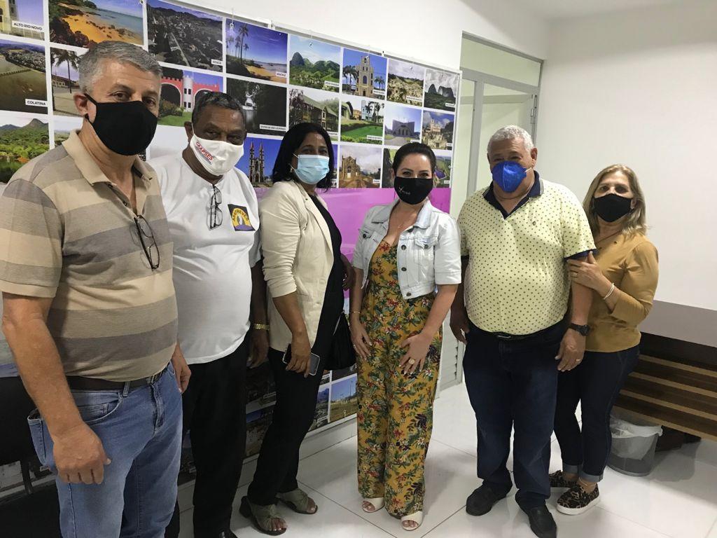 Deputada do ES apoia projeto de filiação da COBAP