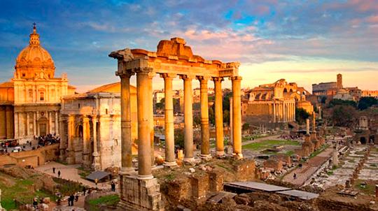 Fórum Romano - Roma