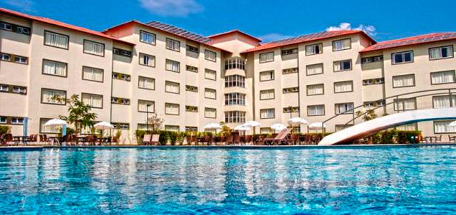 Taua Hotel Atibaia - São Paulo